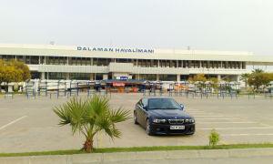 Путеводитель по аэропорту Даламан