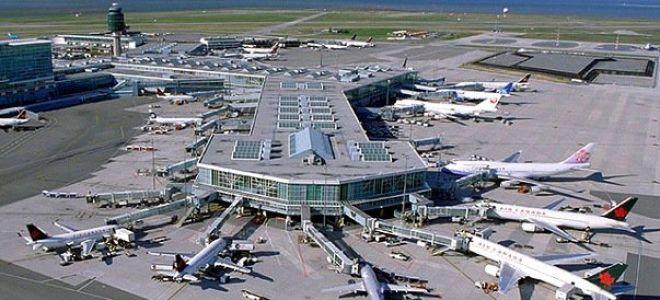 Путеводитель по аэропорту Ванкувера