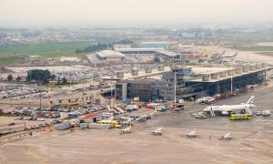 Как добраться из аэропорта Салоники