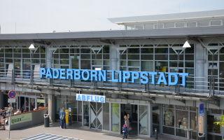 Путеводитель по аэропорту Падерборн