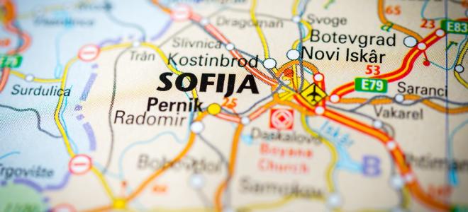 Транспорт аэропорта Софии в Болгарии