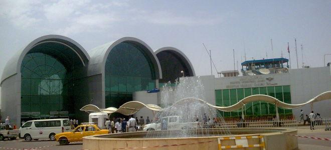 Путеводитель по аэропорту Хартум