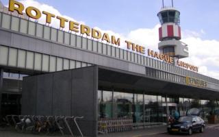 Транспорт аэропорта Роттердам
