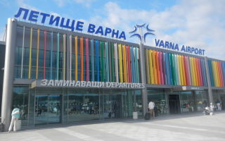 Путеводитель по аэропорту Варны
