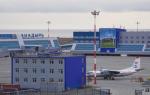 Перелет Анадырь — Москва
