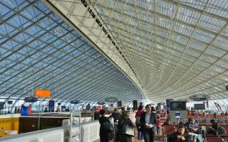Как доехать до аэропорта Шарль Де Голь