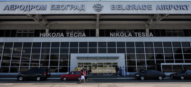 Аэропорты Сербии