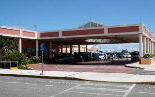 Путеводитель по аэропорту на Бермудах