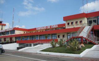 Путеводитель по аэропорту Сантьяго-де-Куба