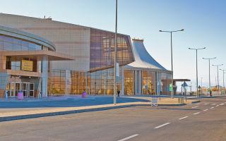 Путеводитель по аэропорту Шарм-Эль-Шейха