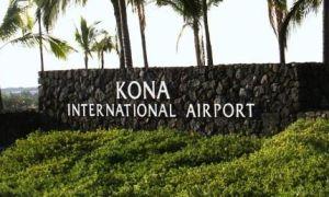 Путеводитель по аэропорту Кона Гавайи