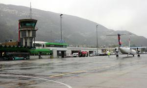 Путеводитель по аэропорту Лугано