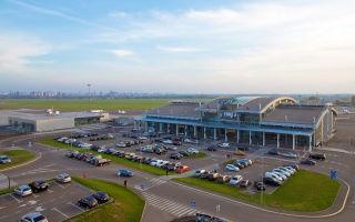 Путеводитель по аэропорту Киев Жульяны