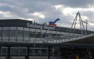 Путеводитель по аэропорту Зальцбурга