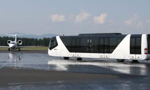 Автобус аэропорта Тираны