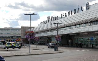 Путеводитель по аэропорту Стокгольма, Арланда