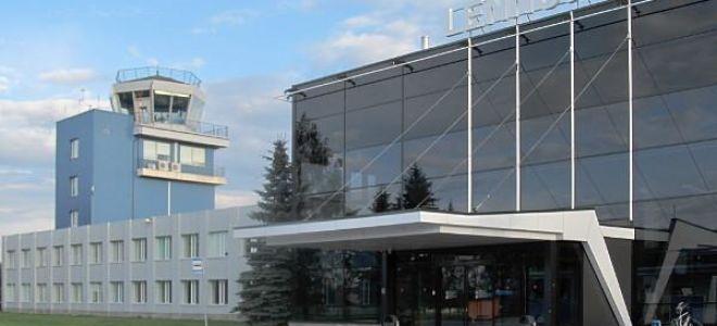 Путеводитель по аэропорту Тарту