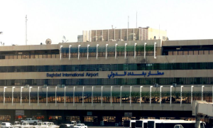 Путеводитель по аэропорту Багдада