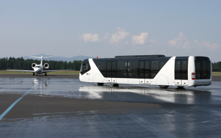 Транспорт аэропорта Ист-Мидлендс