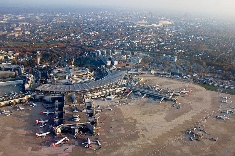 Дюссельдорф аэропорт