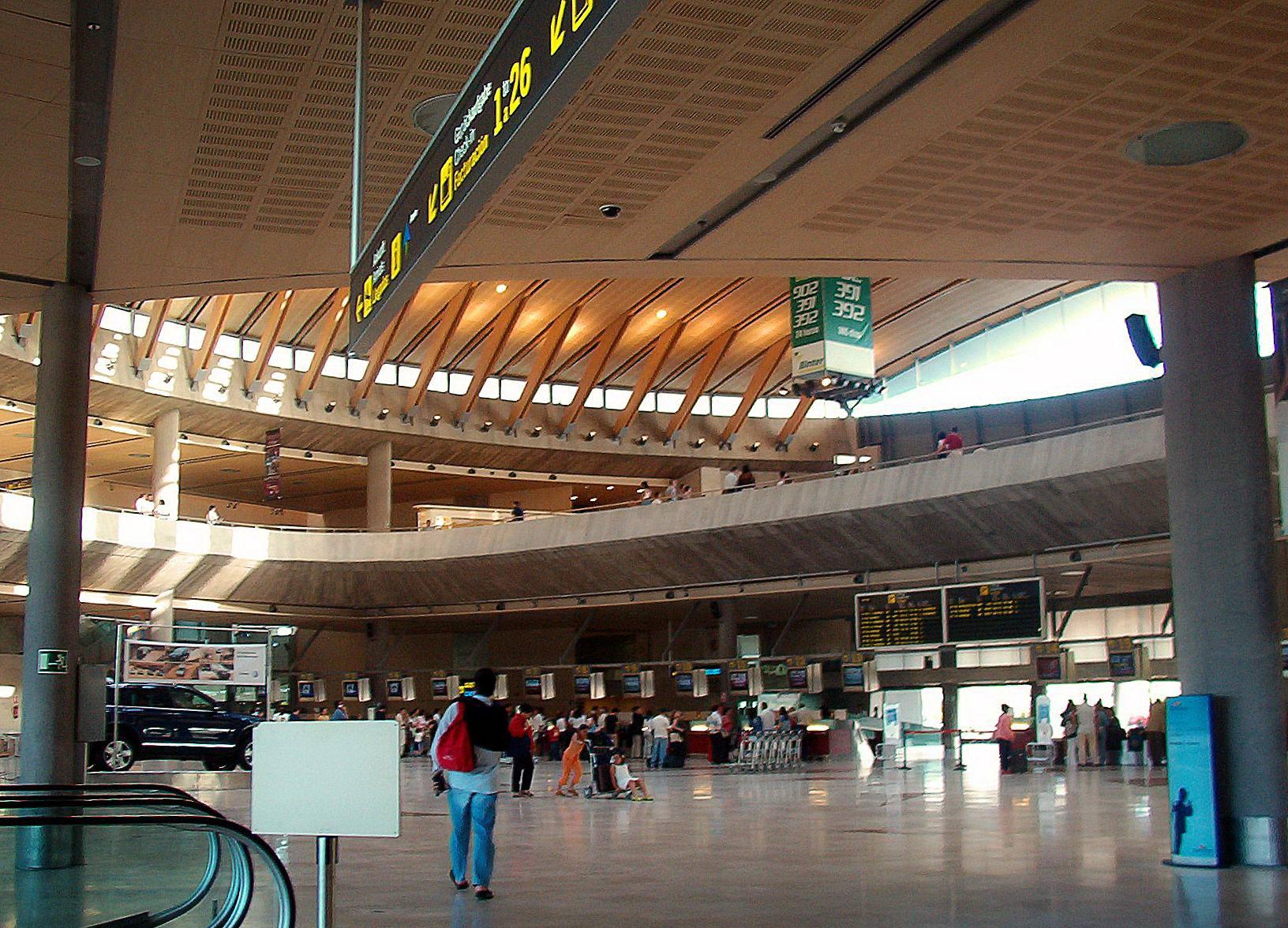 Тенерифе аэропорт