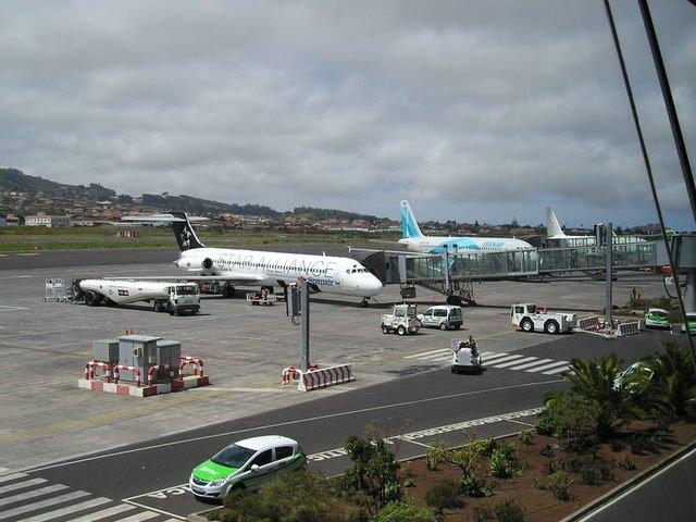 аэропорт Лос Кристианос