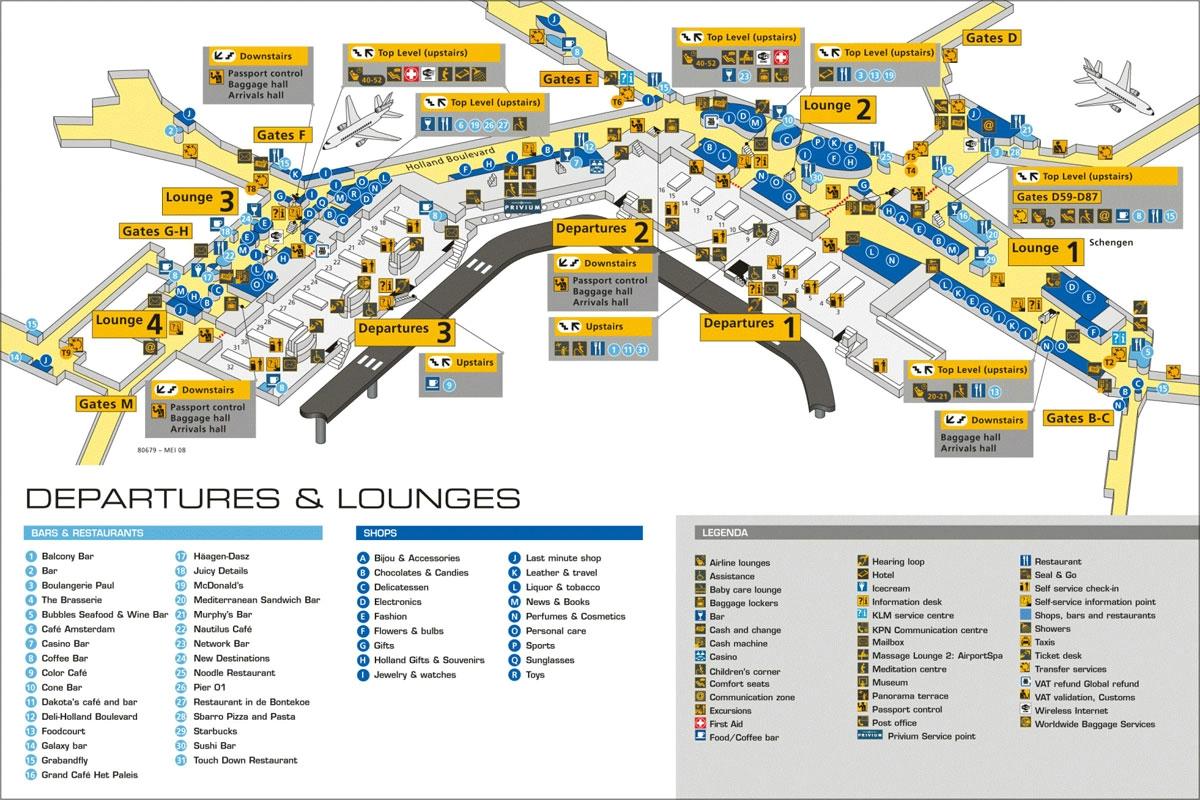 Аэропорт мюнхена схема терминалов