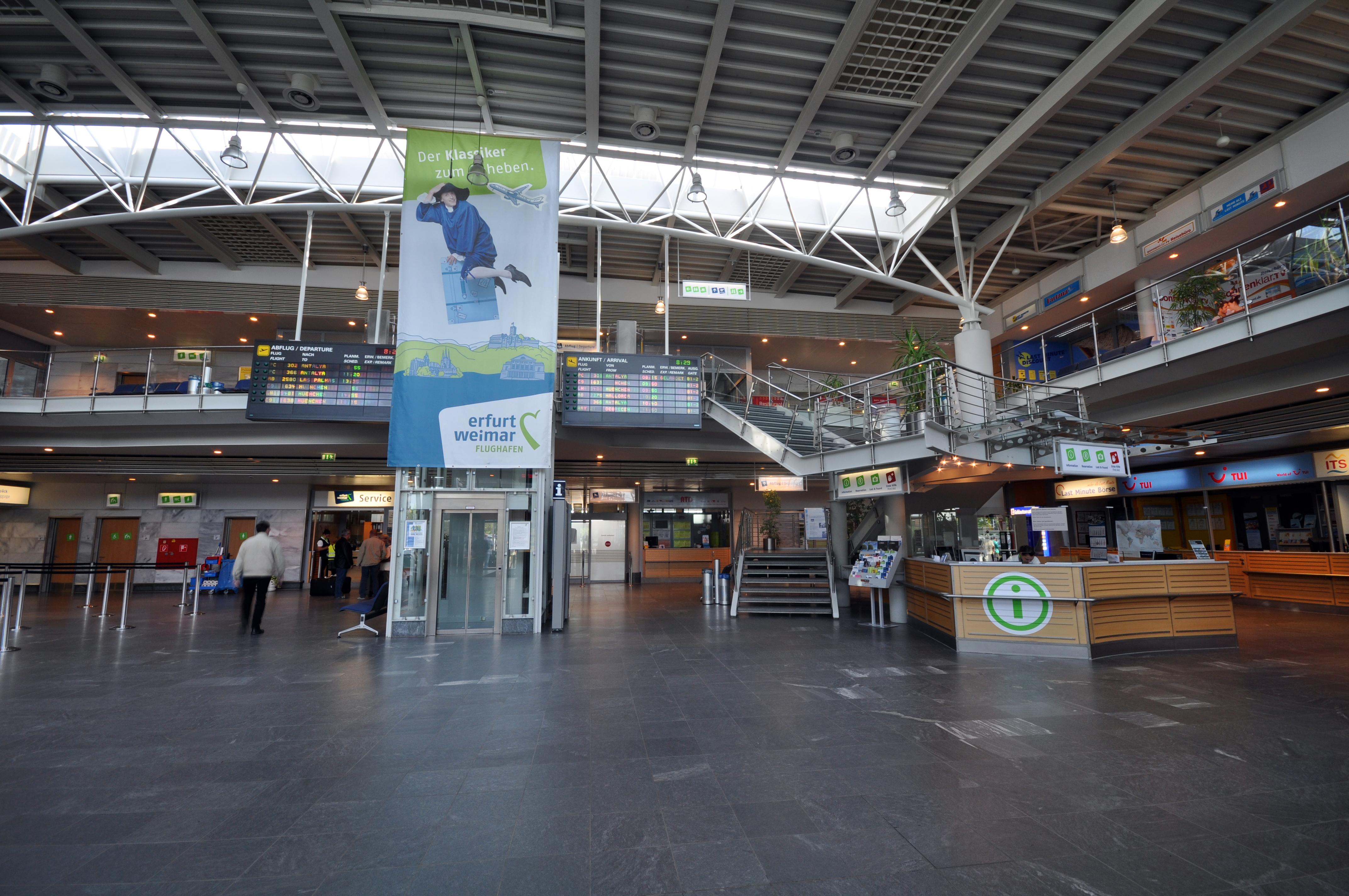 аэропорт Эрфурт