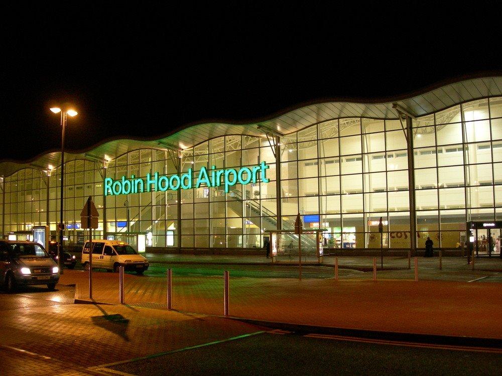 Аэропорт Донкастер-Шеффилд