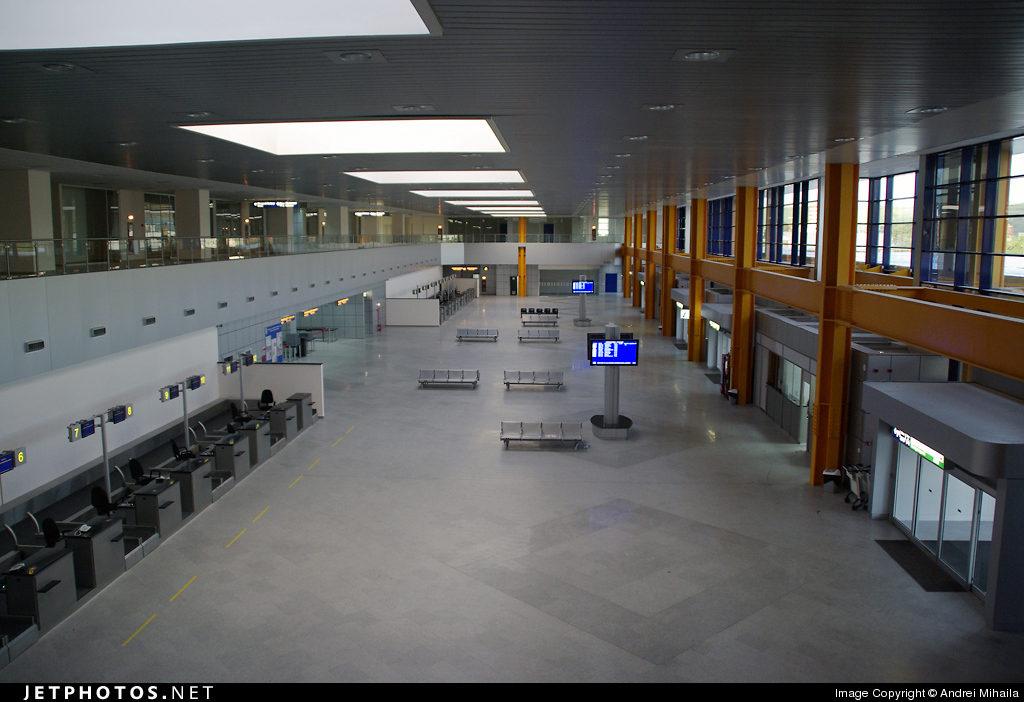 Международный аэропорт Клуж-Напока