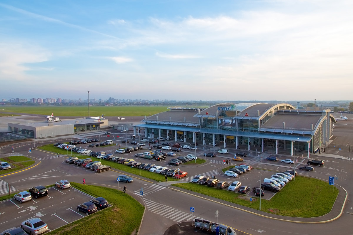 Аэропорт Киев Жульяны