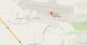 схема аэропорт Эрфурт