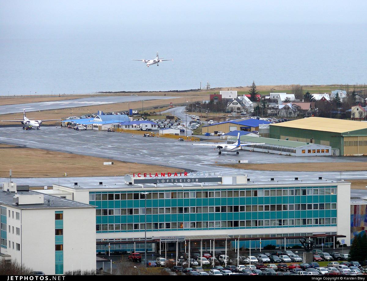 Аэропорт Кефлавик