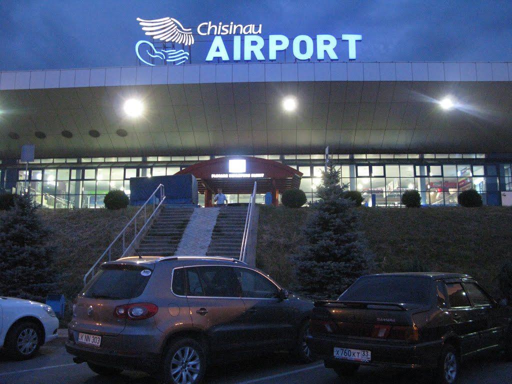 Аэропорт Кишинев