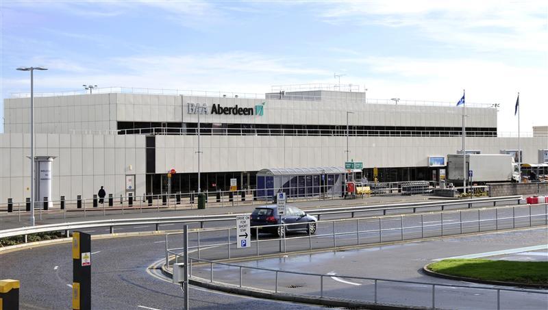 Абердин аэропорт