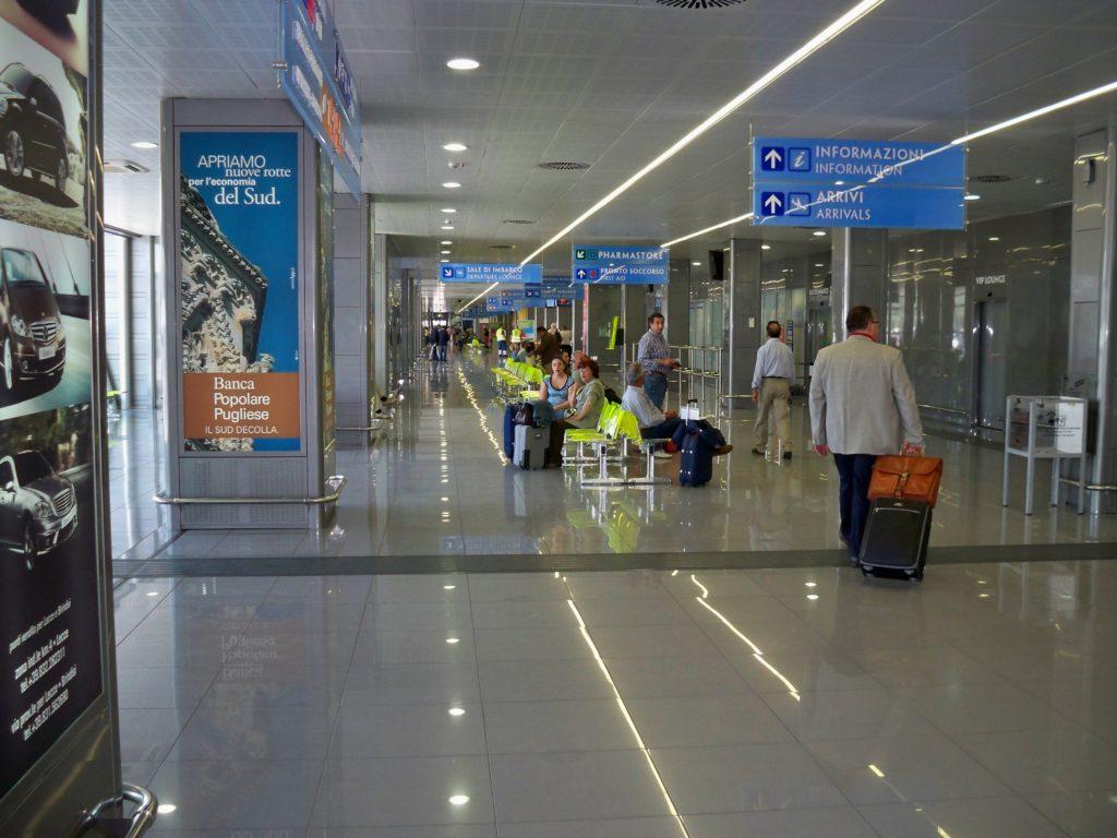 Аэропорт Бриндизи