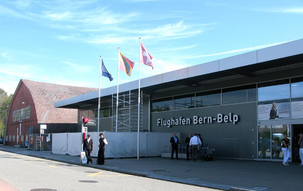 Аэропорт Берна