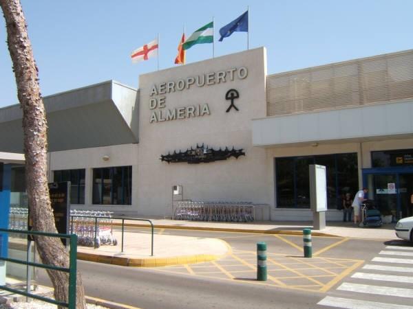 Альмерия аэропорт