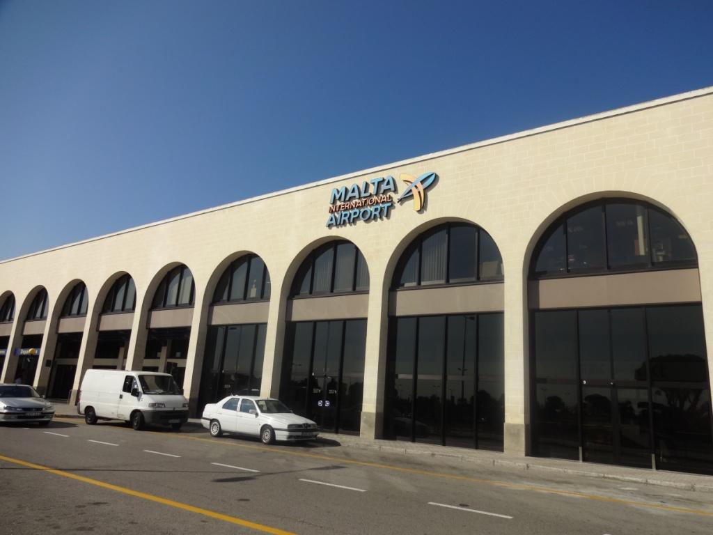 Аэропорт Мальта Лука