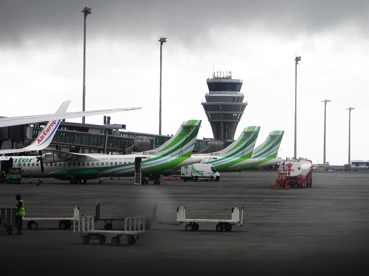 аэропорт Тенерифе Северный