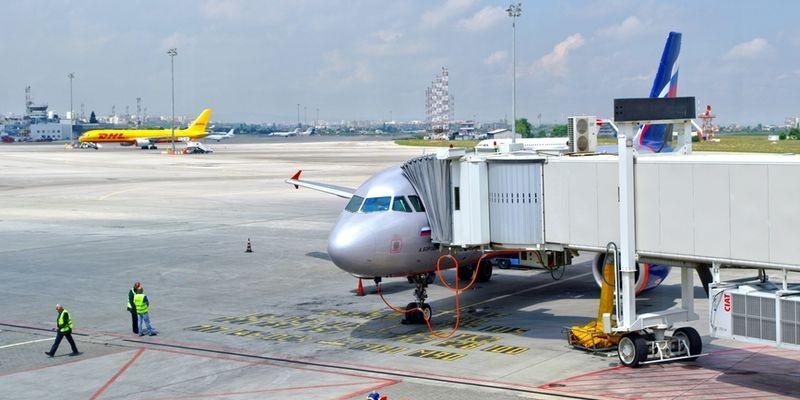Терминал аэропорта Софии
