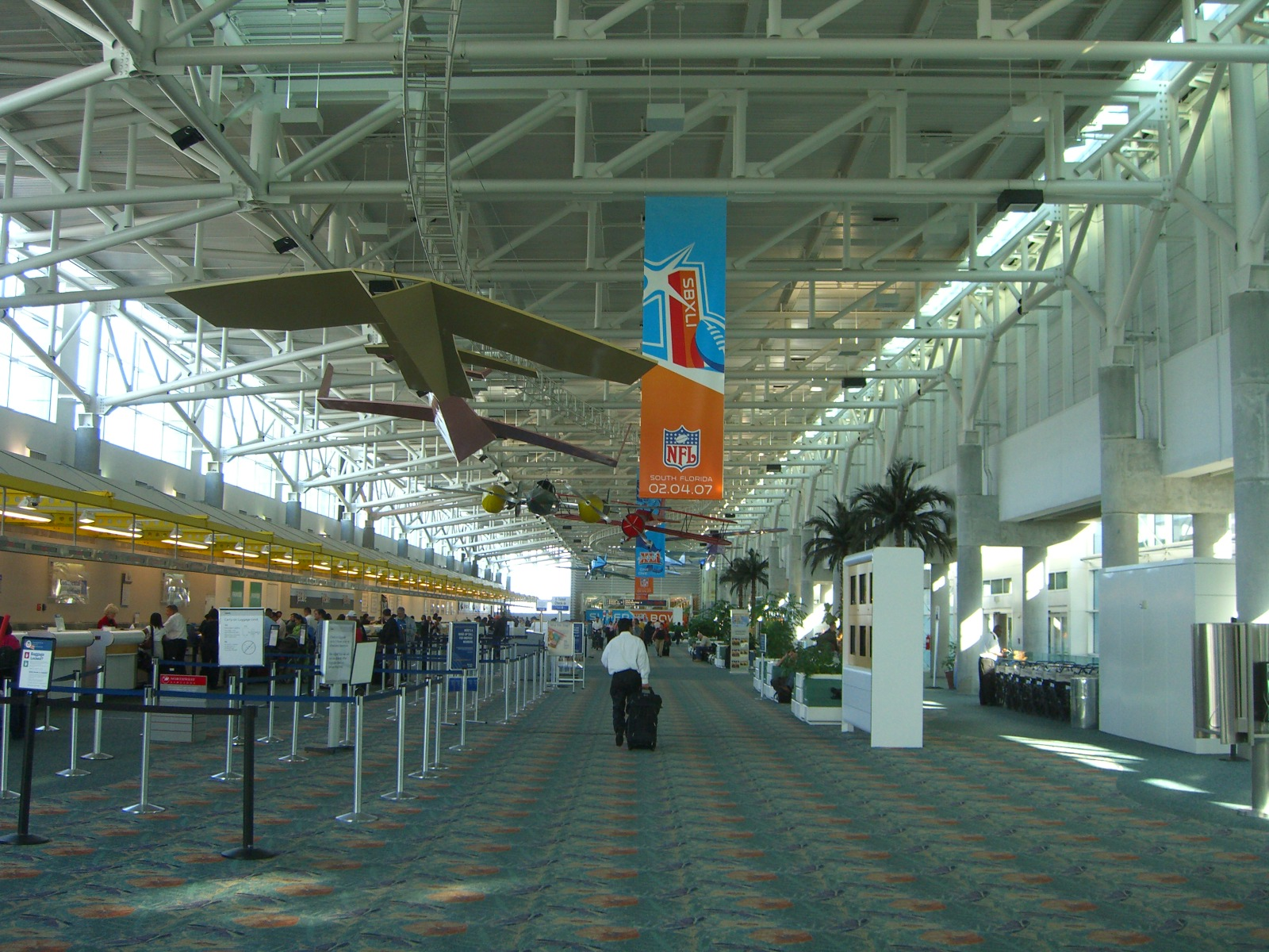аэропорт Форт-Лодердейл