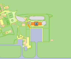 Схема аэропорт Херес