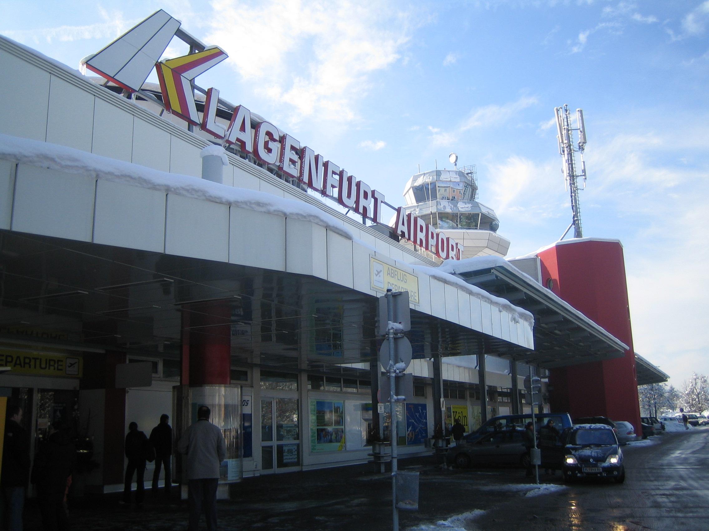 Аэропорт Клагенфурт
