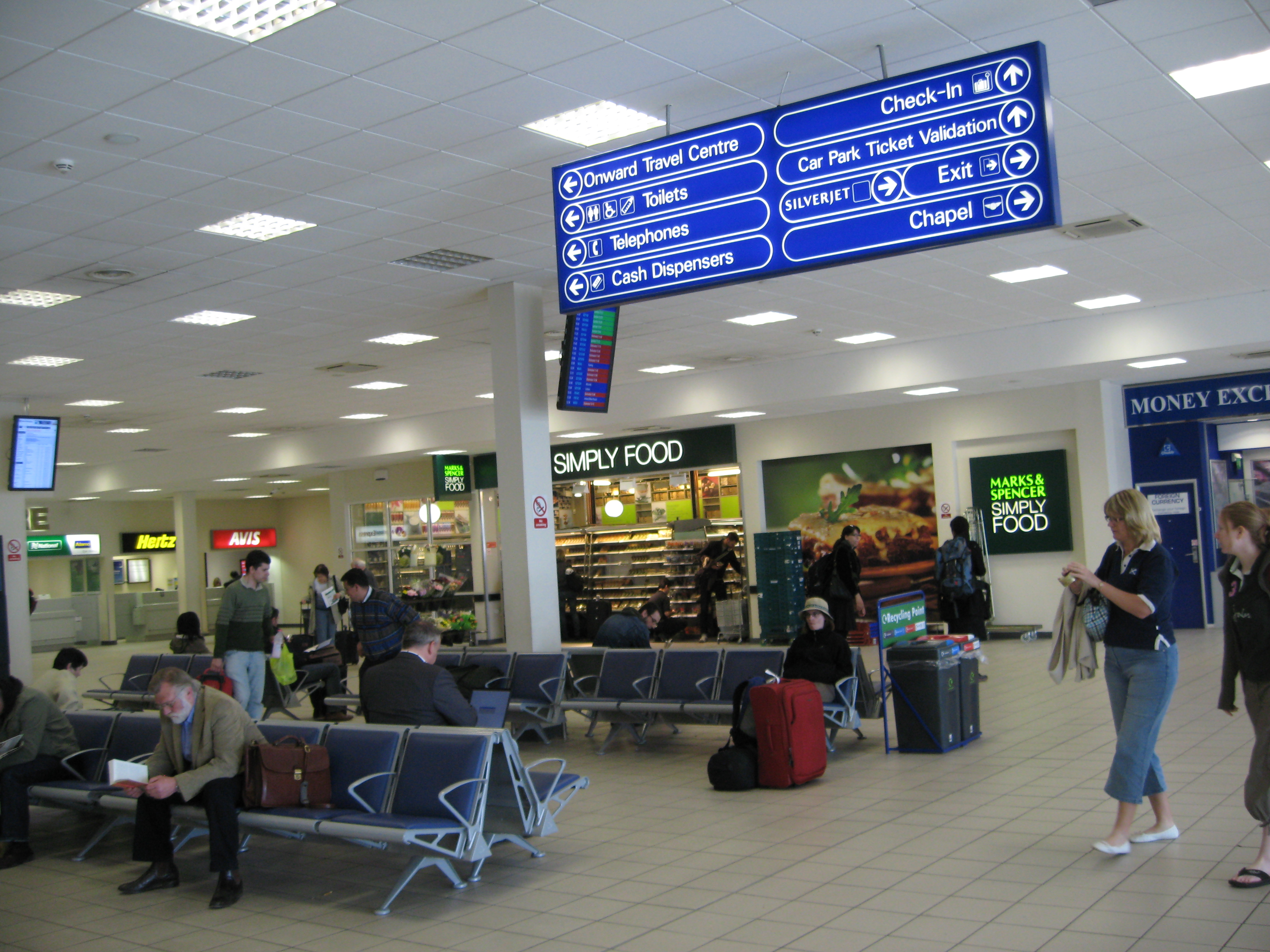 Аэропорт Лутона