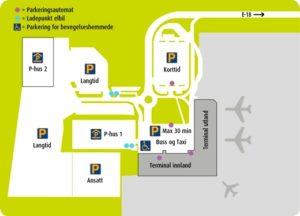 Схема Аэропорт Торп