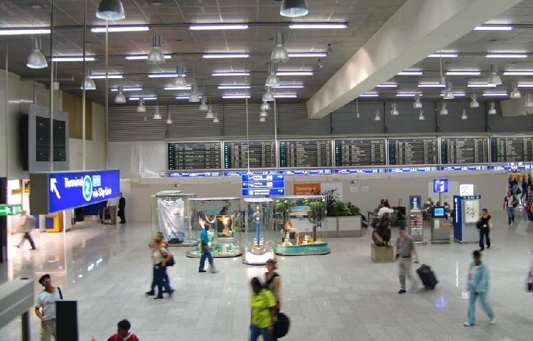 Аэропорт Франуфурта