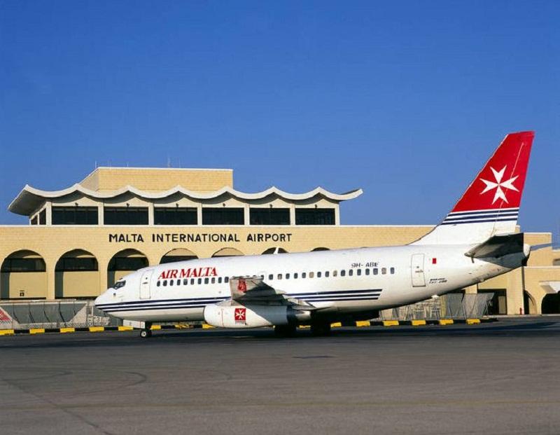Мальта Лука аэропорт