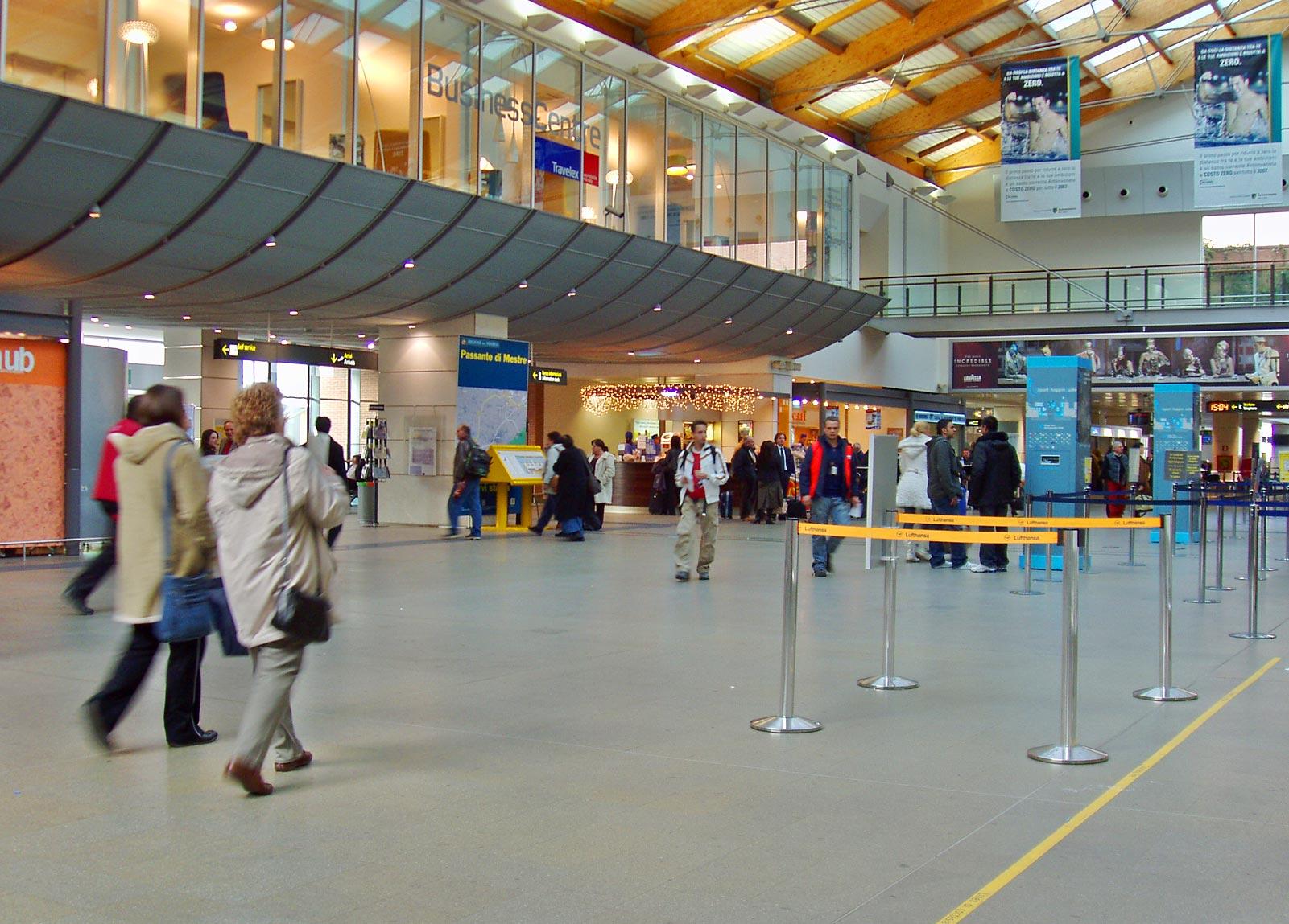 аэропорт Венеции Марко Поло