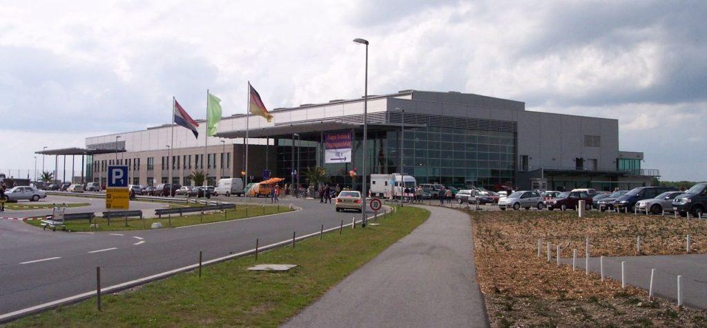Международному аэропорт Дюссельдорф-Веце